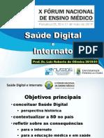 Saúde Digital e Internato