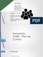 FMEA-Plan de Control