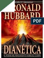 Dianetica (La Ciencia Moderna de La Salud Mental) L. Ronald Hubbard