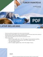 Refarat Tumor Pankreas