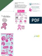 Campaña de Prevención en La Detención de Cancer de Cuello Uterino
