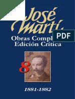 Jose Marti_ Obras Completas (Ed - Jose Marti-Perez