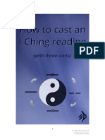 I Ching - How to cast an Ching reading