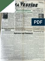 Buna Vestire anul I, nr. 111, 11 iulie 1937