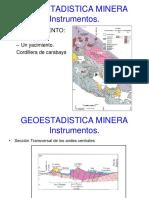 CLASE 1 Geoestadistica Minera