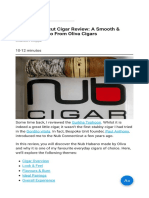 Nub Connecticut Cigar Review  A Smooth & Creamy Gordito From Oliva Cigars.pdf