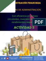 Actividad 3 Administracion Finansiera