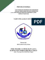program kerja Rekayasa Perangkat Lunak