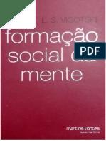 A Formação Social Da Mente - L. S. Vygotsky