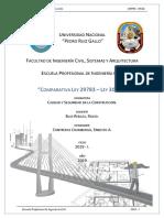 Trabajo Final Ley29783 - Ley30222