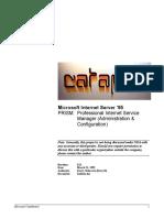 httpodbc Gibraltar server comparison (Microsoft design document)