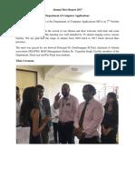 Alumni Meet Report 2017