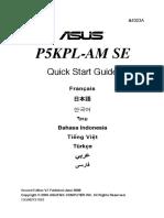 Manual ASUS A4323A_P5KPL-AM_SE