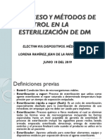 Esterilización Expo Dispositivos Medicos