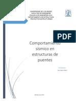 Comportamiento Sismico de Estructuras de Puentes