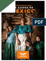 Carta Identidad Mexico de Movimiento Ciudadano