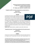 Evangélicos y Poder - René Tec (2019)