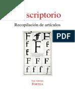 Ex Scriptorio