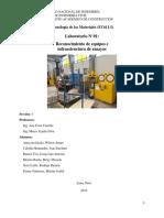 Laboratorio N°1- RECONOCIMIENTO DE EQUIPOS E INFRAESTRUCTURA DE ENSAYOS