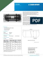 CNG Pressure Vessels - Datasheet