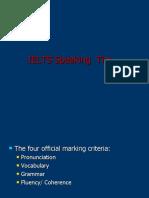 Ielts Speaking Tips