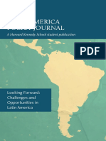 Latin America Policy Journal