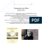 Comunion Con Dios Walsch Version Unplandivino Net