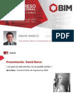 II CIB - David Barco
