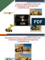 Presentación Análisis de Falla y Códigos de Diagnóstico en Equipos Caterpillar [Autoguardado]