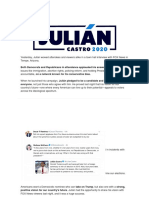 Julian Castro - Last night on FOX News....pdf