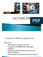 Lecture Efficace