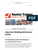 Help With Injection Molding Training Injection Molding Help Guide