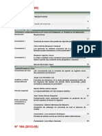 N° 164 (2012-05) Sumario #