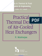 Rajiv Mukherjee - Practical Thermal Design of Air-Cooled Heat Exchangers-Begell House
