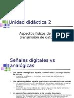 Aspectos Físicos de La Transmisión de Datos