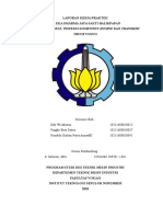 Laporan Kerja Praktek PT Eka Dharma Jaya Sakti Balikpapan
