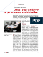 Article Lean Office