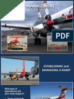-Aircraft Ramp Management