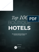 Top 100 Boutique Hotels