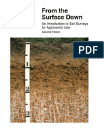 Soil Info From USDA