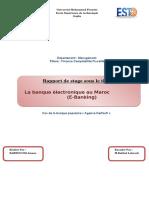 Rapport de Stage 2018 BARBOUCHA Imane