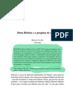Dona Heloísa e a Pesquisa de Campo-Copy