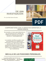 VALIDEZ DE UNA INVESTIGACION.ppsx