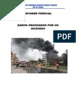 Informe Incendio Cliente
