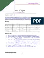 Farrukh Ali Anjum  (Electrical Suppervisor.pdf