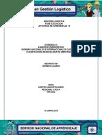 """EVIDENCIA 3 Ejercicio Periodístico """"Normas Nacionales e Internacionales Que"""