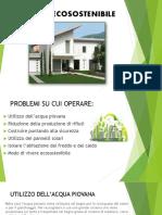 3bz - casa ecosostenibile