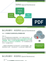 Special Maintenance PPT