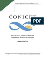 Instructivo Informes CIC 19