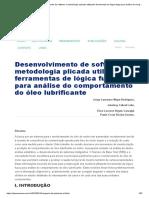 Ute Manauara _ Desenvolvimento de Software e Metodologia Aplicada Utilizando Ferramentas de Lógica Fuzzy Para Análise Do Comportamento Do Óleo Lubrificante